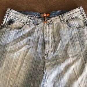 Men's jeans!